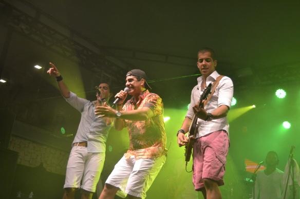 Rafa e Pipo ficaram emocionados com a participação de Durval e declararam que ele é uma das grandes inspirações da banda
