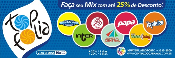 Top folia - outdoor